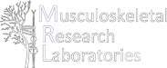Musculoskeletal Research Laboratories Retina Logo